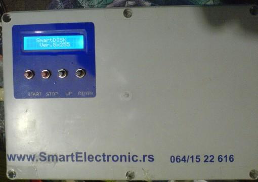 SmartStep kontroler
