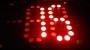 LED termometar crven