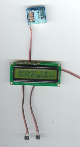 Kontroler punjača akumulatora 24V